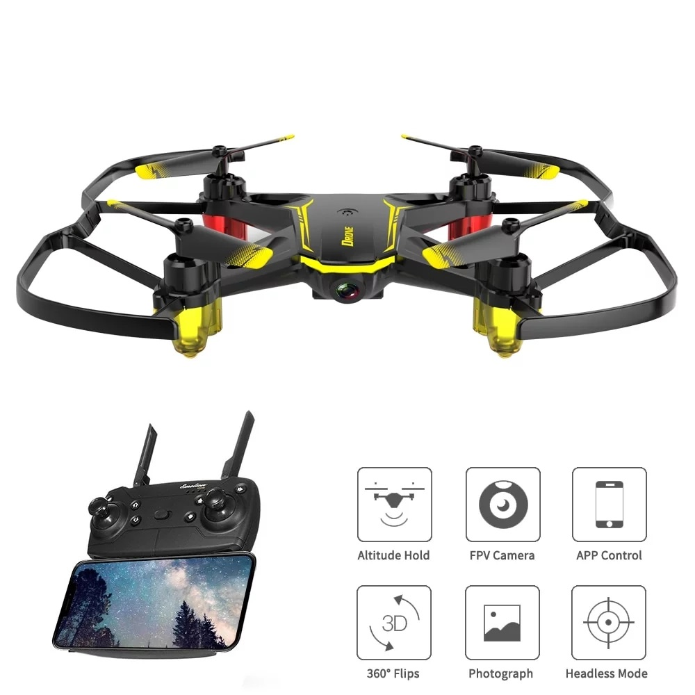Remote Control Drone Mini Quadcopter