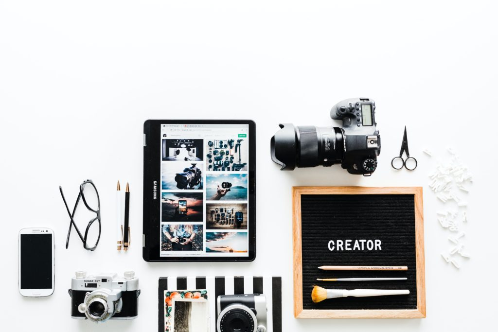 Techniques in Getting Photos
